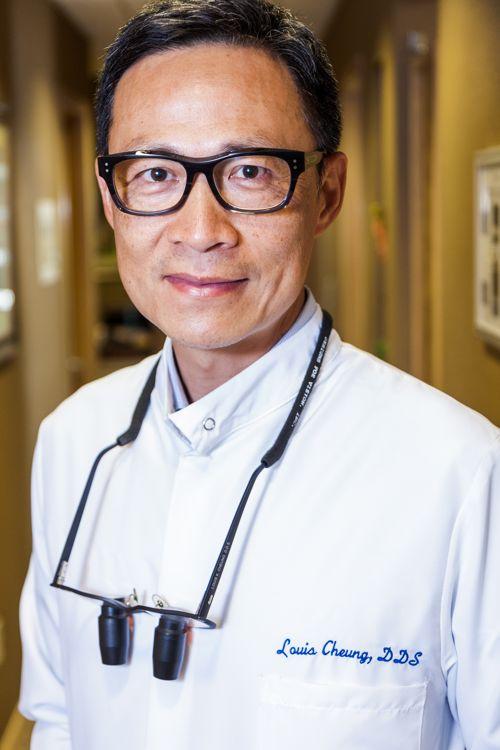 Dr Louis K Cheung DDS Kirkland WA Dentist
