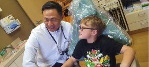 Family dentist in Kirkland Washington Dr.Cheung DDS