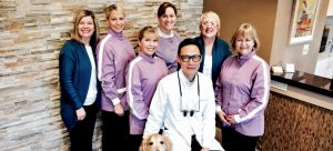 Kirkland Washington dentist, Dr.Cheung DDS